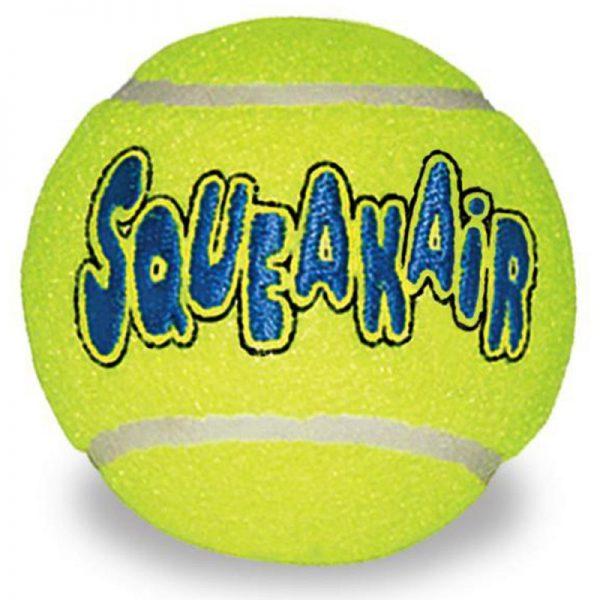 ZOOSHOP.ONLINE - Интернет-магазин зоотоваров - KONG теннисные мячи с пищалками Ø 6 см, комплект