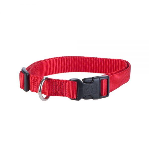 ZOOSHOP.ONLINE - Zoopreču internetveikals - Kakla siksna HUNTER Ecco Sport Vario Basic (sarkana), S: 30 - 45 cm / 15 mm