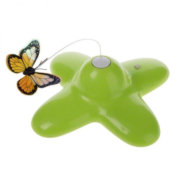 ZOOSHOP.ONLINE - Интернет-магазин зоотоваров - Интеллектуальная игра для кошек Funny Butterfly