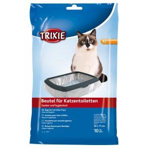 ZOOSHOP.ONLINE - Zoopreču internetveikals - Trixie kaķu tualetes pakaišu maisiņi