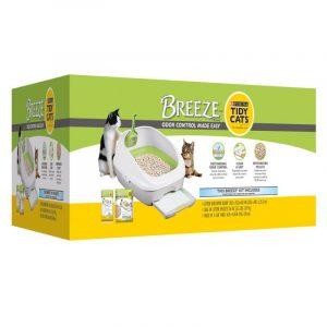 ZOOSHOP.ONLINE - Zoopreču internetveikals - Purina Tidy Tests Brese - tualete kaķiem