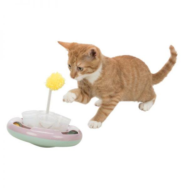 ZOOSHOP.ONLINE - Интернет-магазин зоотоваров - Trixie Junior Snack & Play интеллектуальная игра для котят