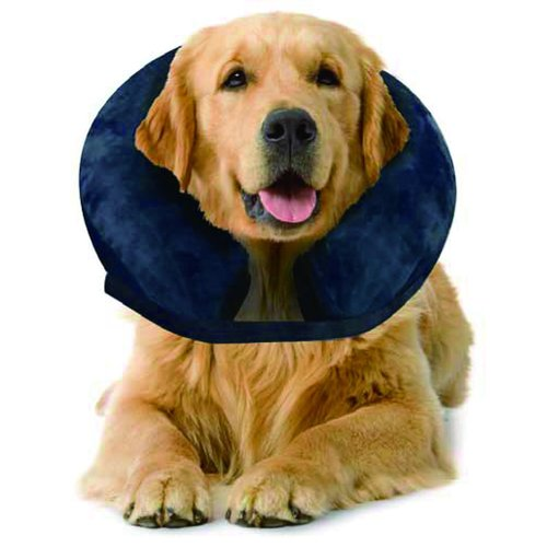 ZOOSHOP.ONLINE - Zoopreču internetveikals - Pēcoperācijas apkakle suņiem, kaķiem 25-33 cm