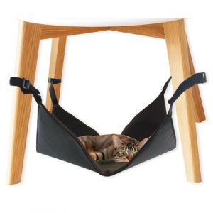 ZOOSHOP.ONLINE - Интернет-магазин зоотоваров - Гамак для кошек на ножки стулa 40 x 40 x 1 см