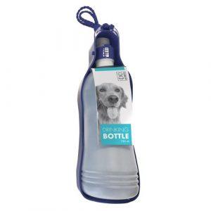 ZOOSHOP.ONLINE - Zoopreču internetveikals - Ceļojuma ūdens pudele suņiem 750 ml