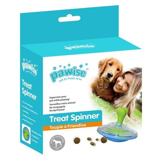 ZOOSHOP.ONLINE - Zoopreču internetveikals - Interaktīva suņu rotaļlieta Treat Spinner