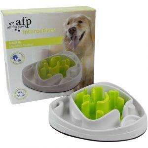 ZOOSHOP.ONLINE - Zoopreču internetveikals - Interaktīvā suņu bļoda Food Maze