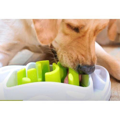 ZOOSHOP.ONLINE - Интернет-магазин зоотоваров - Интерактивная миска для собак Food Maze