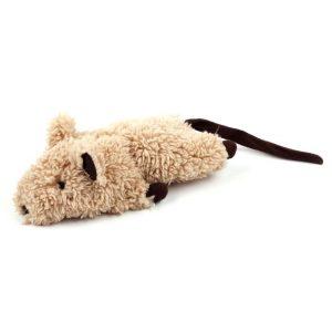 ZOOSHOP.ONLINE - Zoopreču internetveikals - Plīša pele - Jumbo Crinkle Catnip Rodent