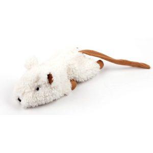 ZOOSHOP.ONLINE - Zoopreču internetveikals - Plīša pele – Jumbo Crinkle Catnip Rodent
