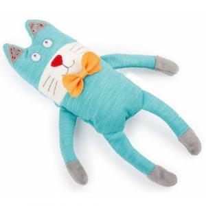 ZOOSHOP.ONLINE - Zoopreču internetveikals - Plīša rotaļlieta ar kaķumētru 24,5 x 19,5 x 5 cm