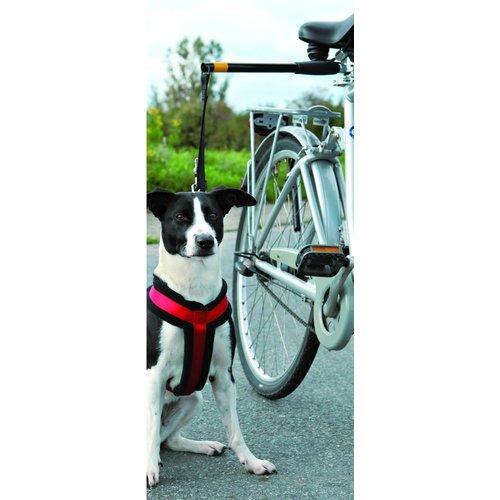 ZOOSHOP.ONLINE - Интернет-магазин зоотоваров - Велосипедный держатель поводка для собак