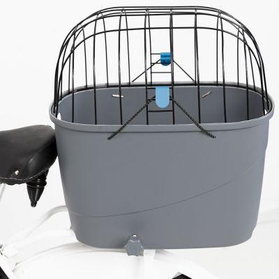 ZOOSHOP.ONLINE - Интернет-магазин зоотоваров - Велосипедная корзина Trixie для перевозки кошек, собачек и мелких животных