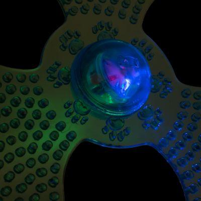 ZOOSHOP.ONLINE - Zoopreču internetveikals - Mešanas disks ar LED gaismu suņiem
