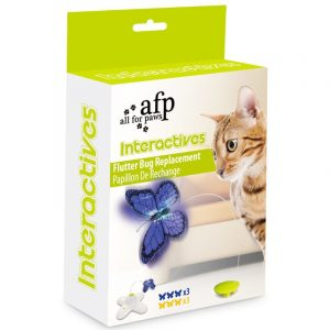 ZOOSHOP.ONLINE - Интернет-магазин зоотоваров - Набор из 6 бабочек для интерактивной игрушки