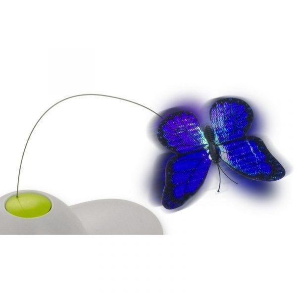 ZOOSHOP.ONLINE - Zoopreču internetveikals - 6 tauriņu komplekts interaktīvai rotaļlietai