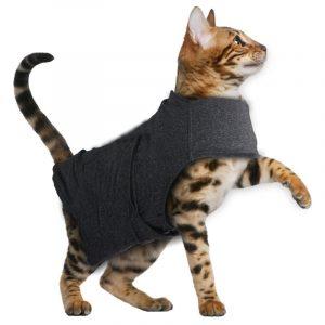 ZOOSHOP.ONLINE - Zoopreču internetveikals - Nomierinoša veste kaķiem 4-6 kg / 33-43 cm