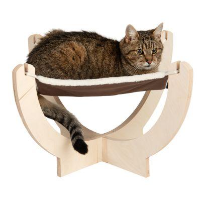ZOOSHOP.ONLINE - Zoopreču internetveikals - Kaķu šūpuļtīkls Dabas paradīze 2 vienā