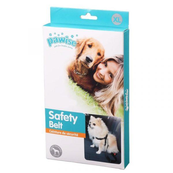 ZOOSHOP.ONLINE - Zoopreču internetveikals - Auto drošības josta suņiem 70 - 90 cm