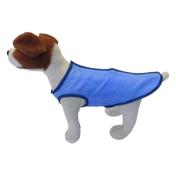ZOOSHOP.ONLINE - Интернет-магазин зоотоваров - Охлаждающий жилет для собак 40 см