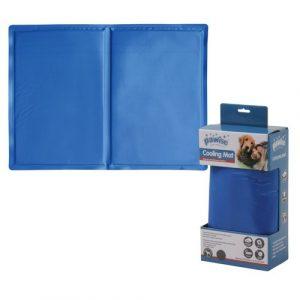 ZOOSHOP.ONLINE - Интернет-магазин зоотоваров - Охлаждающий коврик для собак 96 x 81 см