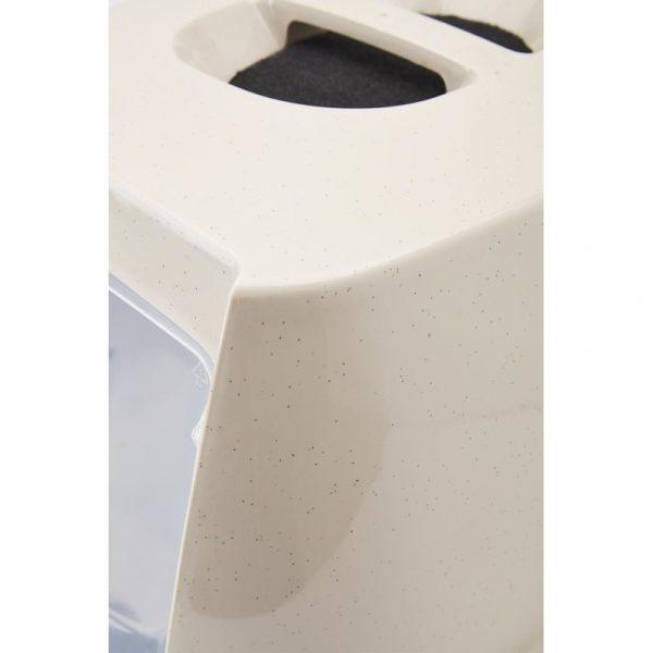 ZOOSHOP.ONLINE - Интернет-магазин зоотоваров - Закрытый туалет для кошек Savic Manon Happy Planet 54,5 x 39 x 39 см