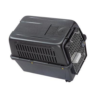 ZOOSHOP.ONLINE - Zoopreču internetveikals - Ferplast Atlas Professional 40 transportēšanas kaste uz riteņiem