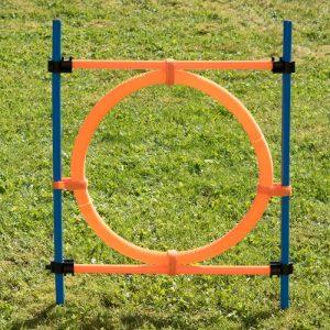 ZOOSHOP.ONLINE - Интернет-магазин зоотоваров - Прыжковое кольцо для дрессировки собак Agility Fun & Sport