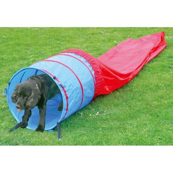 ZOOSHOP.ONLINE - Zoopreču internetveikals - Tunelis Agility suņu apmācībai un spēlēšanai 5 metri
