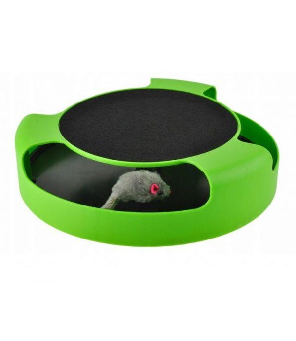 ZOOSHOP.ONLINE - Zoopreču internetveikals - Kaķu rotaļlieta ar peli