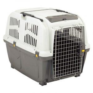 ZOOSHOP.ONLINE - Интернет-магазин зоотоваров - Skudo 5 Iata Транспортировочный бокс для животных 79 X 58 X 65 см