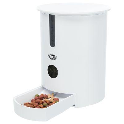 ZOOSHOP.ONLINE - Интернет-магазин зоотоваров - Автоматический дозатор корма для собак и кошек Trixie TX9