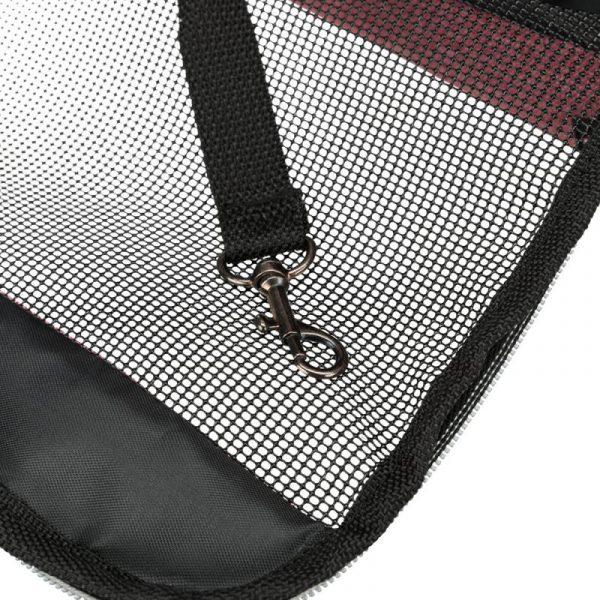 ZOOSHOP.ONLINE - Zoopreču internetveikals - Trixie mugursoma - soma dzīvnieku pārvadāšanai 32 x 42 x 22 cm