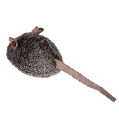 ZOOSHOP.ONLINE - Интернет-магазин зоотоваров - Игрушка для кошек Wild Mouse со звуком и светодиодными глазами