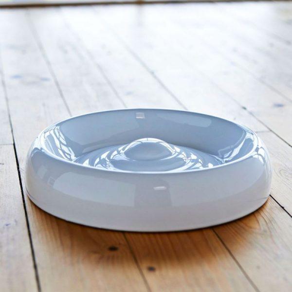 ZOOSHOP.ONLINE - Zoopreču internetveikals - Lucky-Kitty keramikas bļoda kaķiem Ø 18 cm
