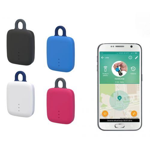 ZOOSHOP.ONLINE - Zoopreču internetveikals - NotiOne Go Bluetooth mini dzīvnieku piekariņš