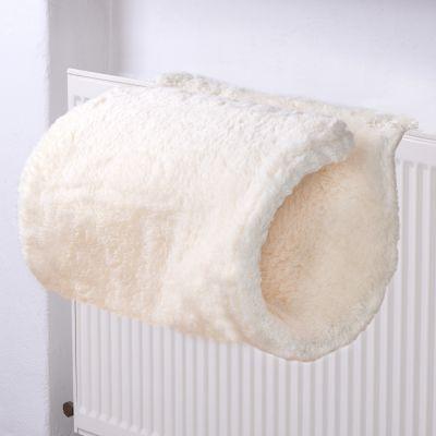 ZOOSHOP.ONLINE - Интернет-магазин зоотоваров - Лежанка кроватка для кошек на радиатор 45 х 38 х 27 см