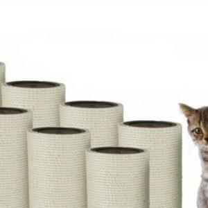 ZOOSHOP.ONLINE - Zoopreču internetveikals - Rezerves stabiņš kaķu mājiņām 82cm Ø15