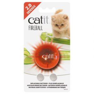 ZOOSHOP.ONLINE - Zoopreču internetveikals - Rezerves bumbiņa kaķu rotaļlietai Catit Senses 2.0
